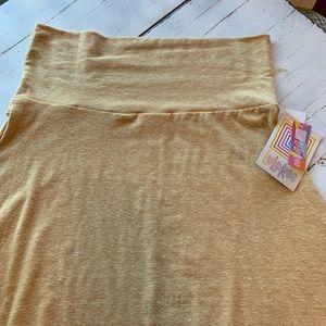 LuLaRoe Skirts - NWT! Lularoe azure skirt size S